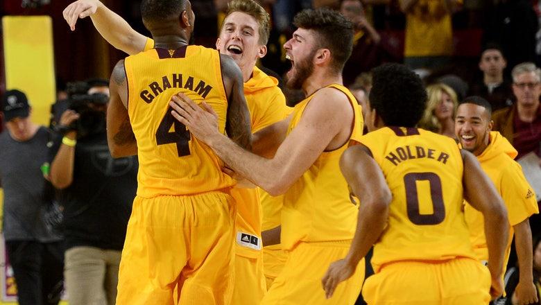 ASU Basketball: Sun Devils Escape Stanford On Graham's Late Dagger