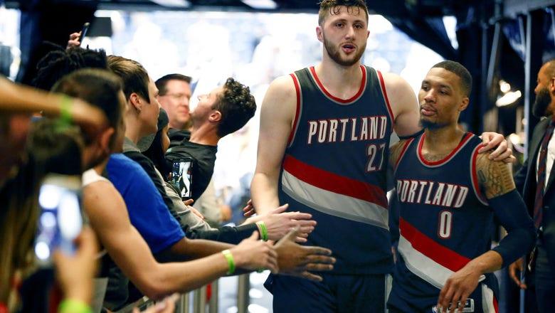 Portland Trail Blazers: Team Stands Pat At Trade Deadline