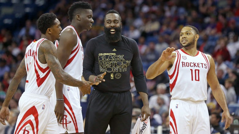 Houston Rockets: 2017 NBA Trade Deadline Review