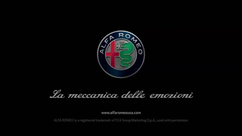 Alfa Romeo - Ride on the backs of Dragons | SUPER BOWL LI COMMERCIAL