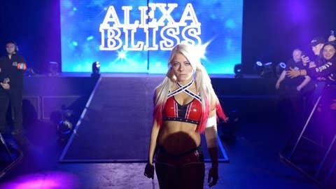 WINNER: Alexa Bliss (Raw)