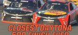 The Closest Daytona 500 Ever