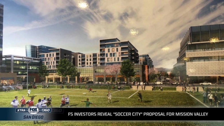 FS Investors reveal 'Soccer City' proposal in San Diego
