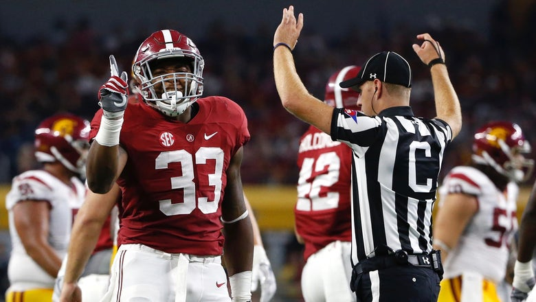 These seven Alabama players are the Tide's next wave of stars