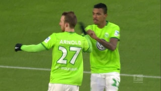VfL Wolfsburg vs. 1899 Hoffenheim | 2016-17 Bundesliga Highlights