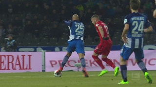 Hertha Berlin vs. Eintracht Frankfurt | 2016-17 Bundesliga Highlights