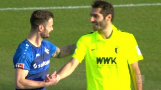 SV Darmstadt 98 vs. FC Augsburg | 2016-17 Bundesliga Highlights