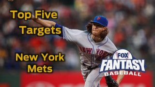 Fantasy Baseball Draft Advice: top five New York Mets