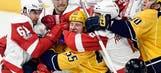 Predators LIVE To Go: Preds can't break through vs. Mrazek, fall to Red Wings