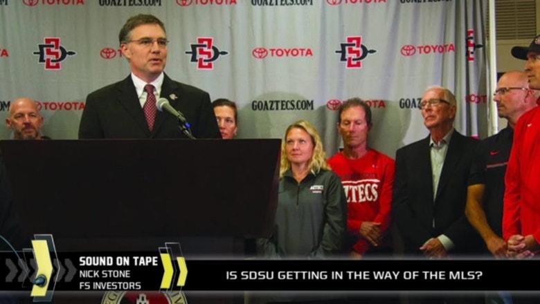 SDSU not accepting of FS Investors' stadium proposal in San Diego