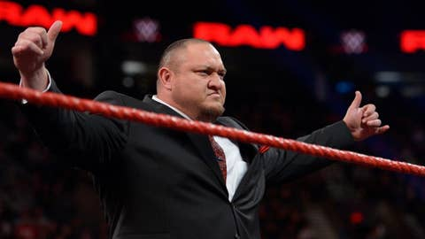 Samoa Joe's Future In Question After Seth Rollins Injury