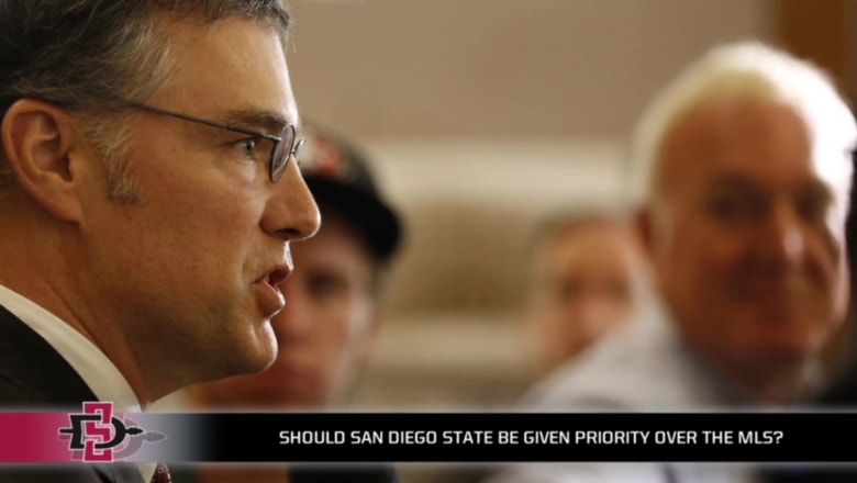 Should SDSU have priority over MLS in San Diego stadium talks?