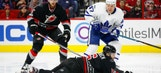 Hurricanes LIVE To Go: Canes let another slide out of grasp at home against Maple Leafs