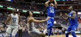 Seton Hall edges Georgetown in OT