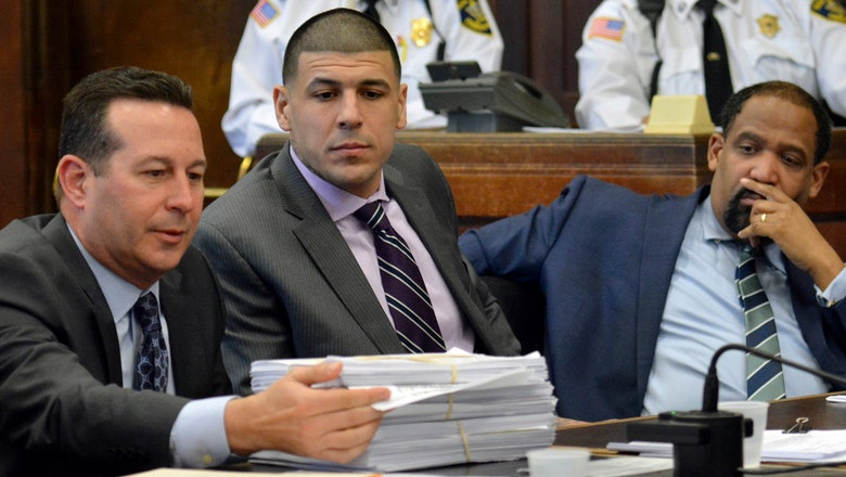 A potential juror thought Aaron Hernandez's trial was somehow tied to Deflategate
