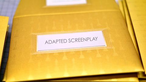 Adapted Screenplay