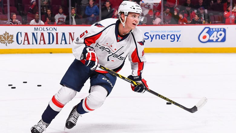 Andre Burakovsky mistakes stranger's car for his Uber, still gets a ride