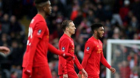Liverpool are slumping