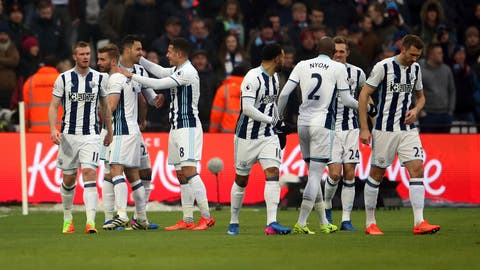 West Brom are starting to feel like a big club