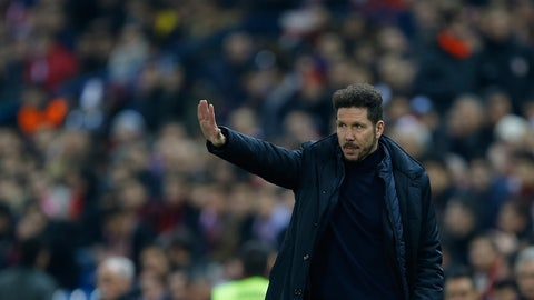 Atletico Madrid — Experience