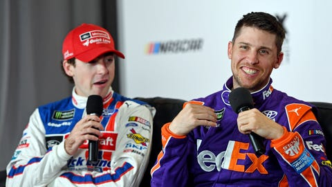 Blaney and Hamlin