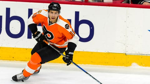 Louis Blues Make Deal for Flyers' Brayden Schenn
