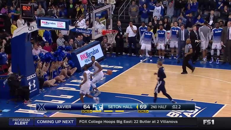 Highlights: Desi Rodriguez (22 points)  vs. Xavier Musketeers, 2/22/2017