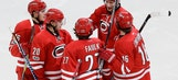 Hurricanes LIVE To Go: Aho's late winner pushes Canes past Oilers