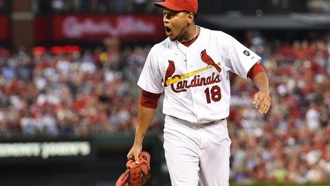 Carlos Martinez (SP) -- St. Louis Cardinals (9/21/91)
