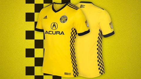 Columbus Crew SC primary kit