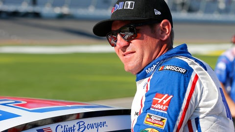 7. Clint Bowyer