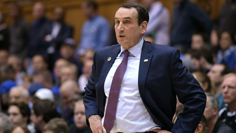 Coach K will return from surgery to coach Duke against Pittsburgh