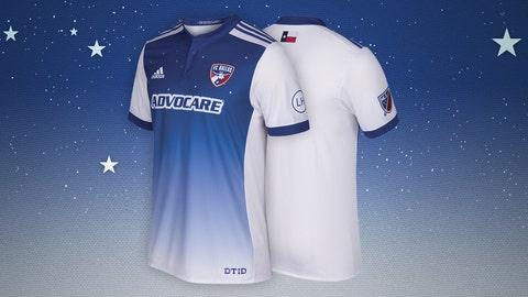 FC Dallas secondary kit