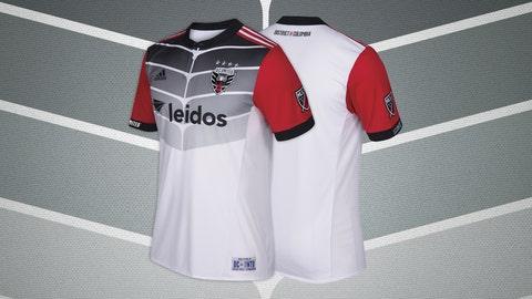 D.C. United secondary kit