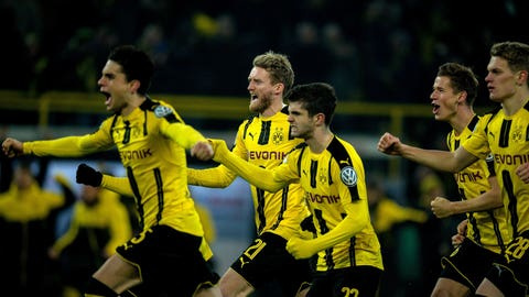 Dortmund & Hoffenheim's battle for UCL spot
