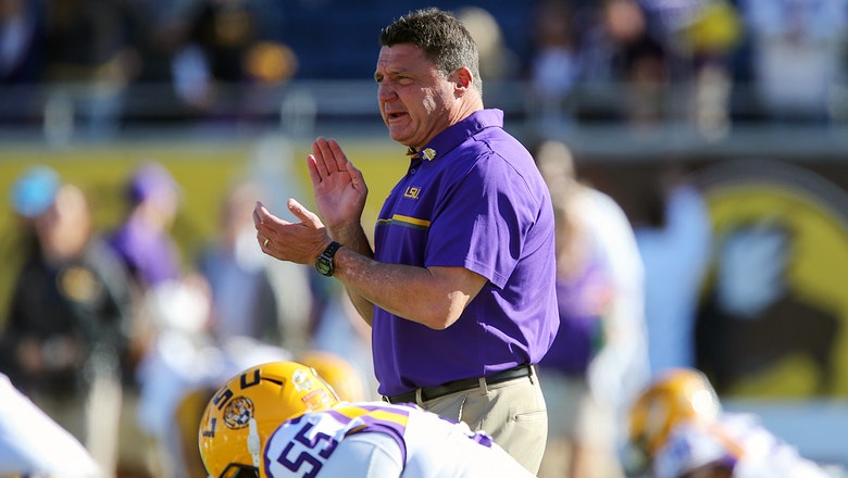 72 hours inside Ed Orgeron's LSU war room on the race to National Signing Day