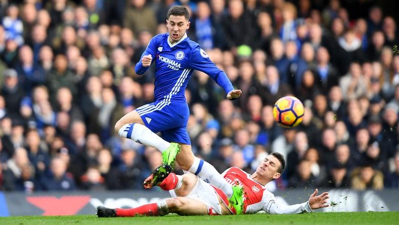 Hazard, Cuadrado score weekend's best goals around Europe
