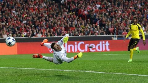 Benfica — Ederson