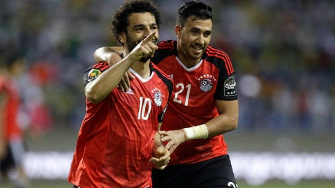23. Egypt