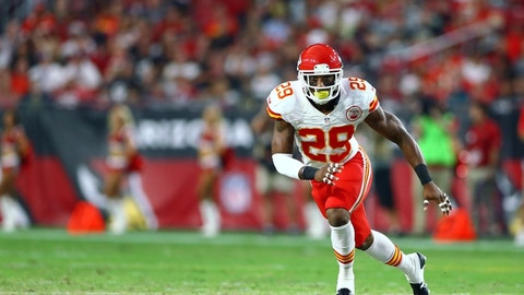 Kansas City Chiefs: Eric Berry, S