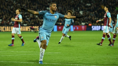 Monday: Bournemouth vs. Manchester City