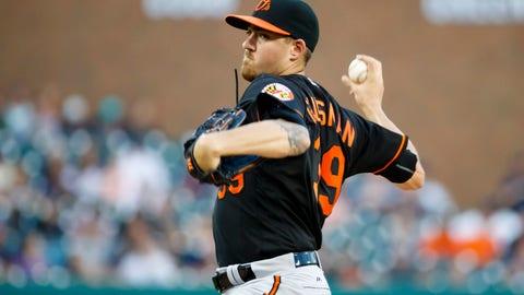 Kevin Gausman, SP, Orioles