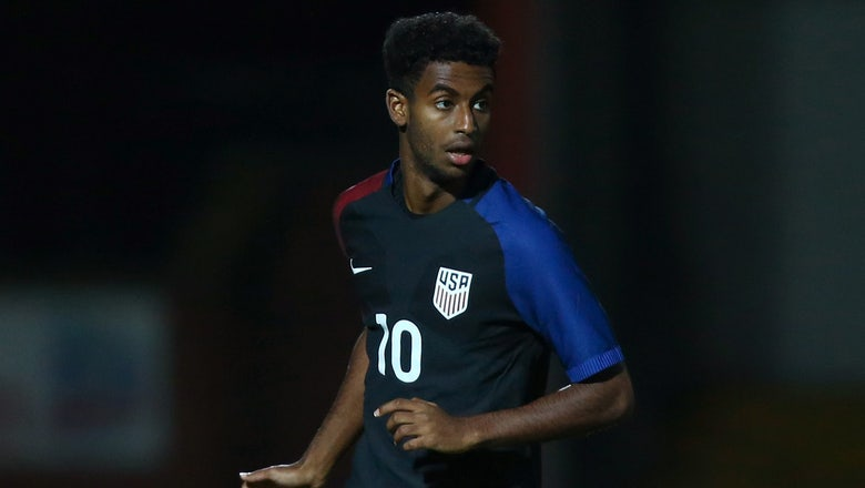 Gedion Zelalem out of U-20 World Cup, will miss 6 months with torn ACL