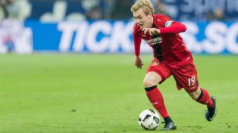Bayer Leverkusen - Julian Brandt