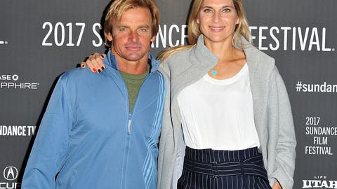 Laird Hamilton and Gabrielle Reece