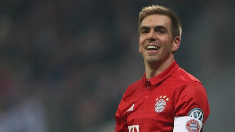 Rummenigge surprised by Lahm call