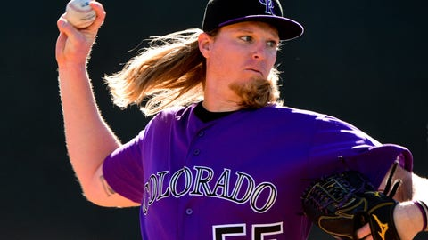 Jon Gray - SP - Rockies