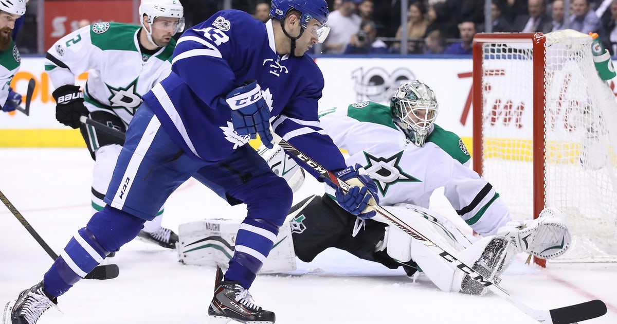Stars lose to Maple Leafs for 3rd straight defeat