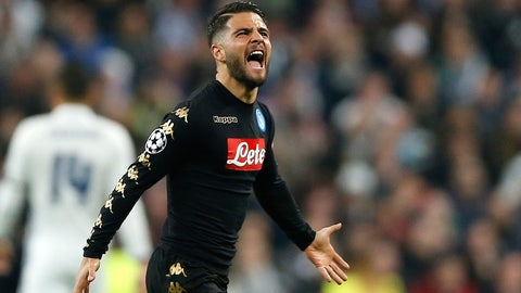 Napoli aren't completely toast