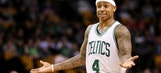 The Celtics put on a show during their blowout win over Bulls